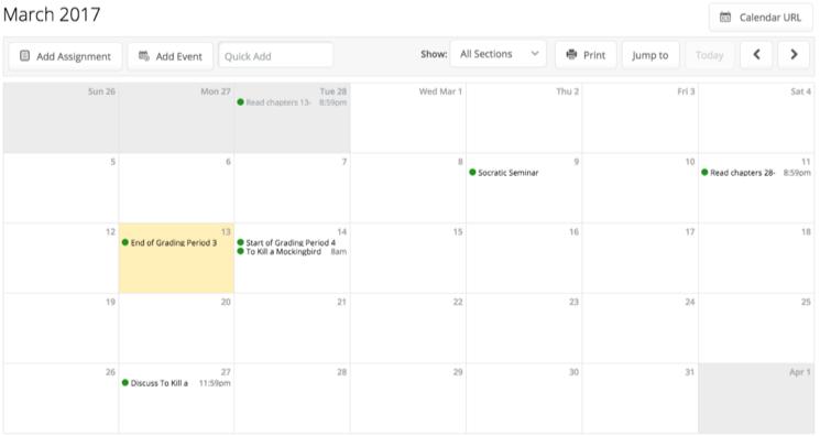 PowerSchool_Learning___English_10___Calendar.png