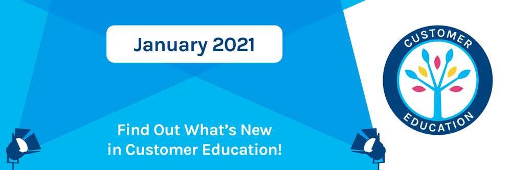 What's New in Our Community - January 2021