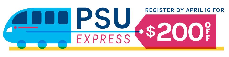 PSU Express AL Registration Extended