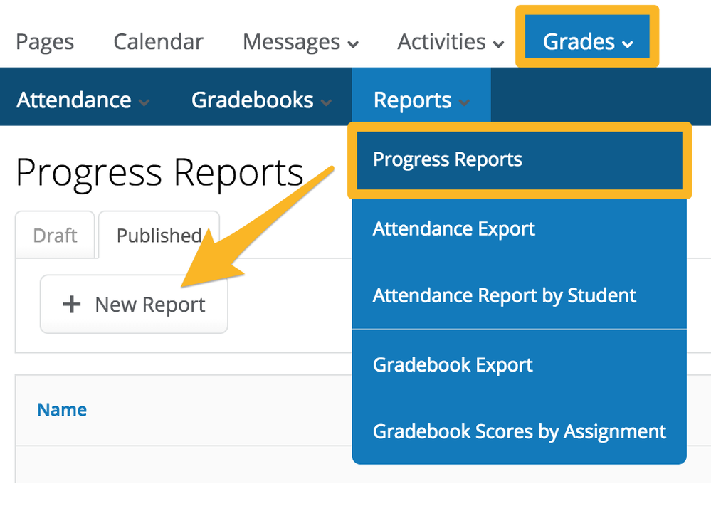 Grades_Progress_Reports_New_Report.png