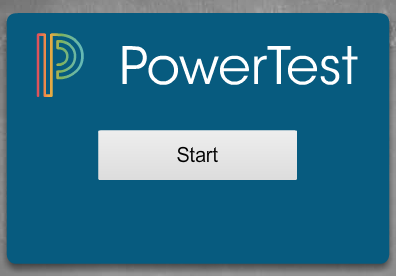 link for powertest student login