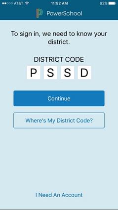 how to find my schools admin password
